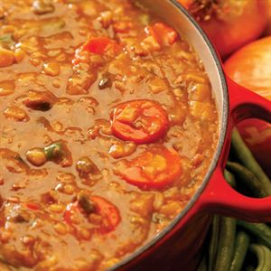 Picture of Vegetable Beef Stew - Single