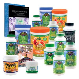 Picture of Healthy Start CEO Mega Combo Pak:  (Powdered Osteo)