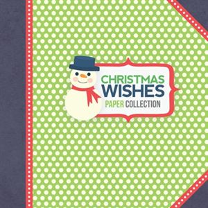 Picture of Christmas Wishes Paper Collection