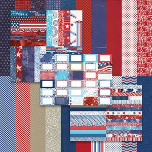 Picture of Red, White, & Beautiful by Katie Pertiet Bundle