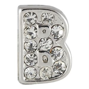 Picture of Silver 'B' Charm