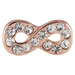 Picture of Rose Gold Infinity Charm