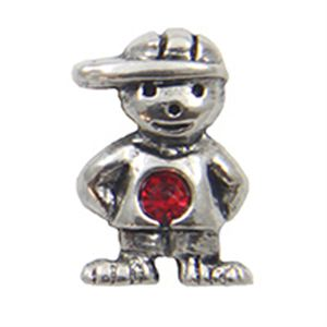 Picture of July Boy Birthstone Charm