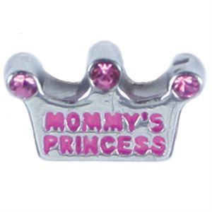 Picture of 'Mommy's Princess' Charm