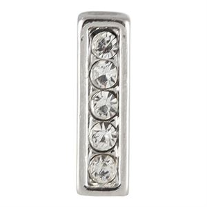 Picture of Silver 'I' Charm