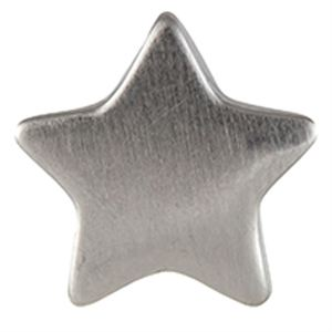 Picture of Silver Star Slider Charm