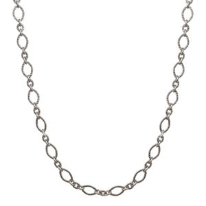 """Picture of Nickel-Free Silver Madison Chain: 28-31"""""""