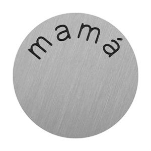 Picture of 'Mamá' Large Silver Coin