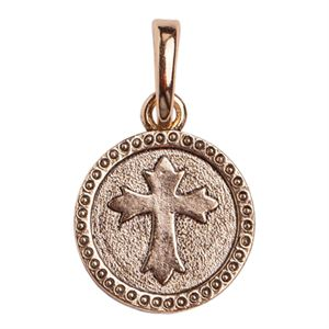 Picture of Vintage Cross Bangle Charm