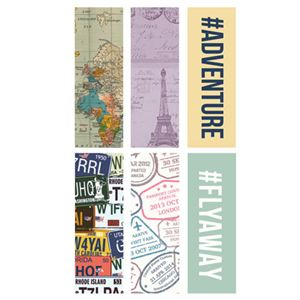 Picture of Travel Rectangle Locket Backdrops