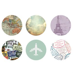 Picture of Travel Mini Locket Backdrops