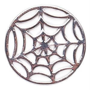 Picture of Large Silver Spiderweb Screen