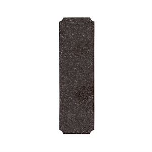 Picture of Graphite Diamond Dust Rectangular Coin