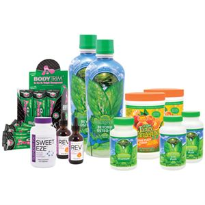 Picture of Healthy Start CEO Mega Weight Loss Pak Option 1 (Liquid Osteo):