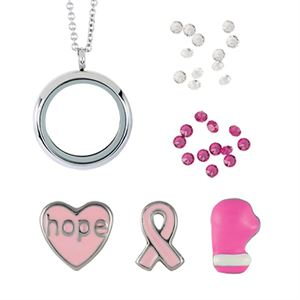 Picture of Think Pink Locket