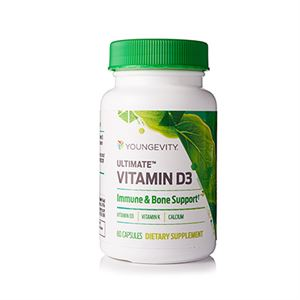 Picture of Ultimate Vitamin D3  - 60 capsules