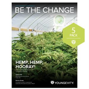Picture of Be The Change Magazine (5 Pack)