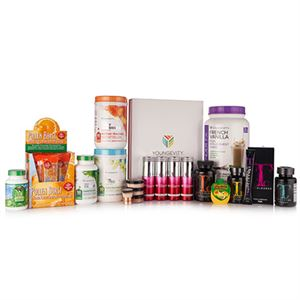 Picture of Womens Wellness CEO Mega Pak - Light 1 Mini Kit