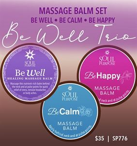 Picture of Well Being Trio Gift Set