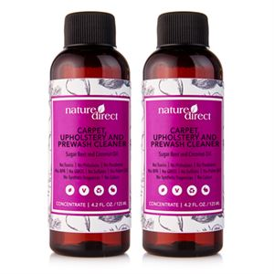 Picture of Nature Direct Carpet, Upholstery and Pre-Wash Concentrate - 125ml