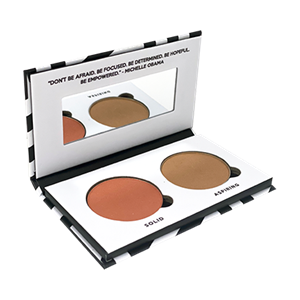 Picture of Determined Legacy Collection Blush and Bronzer Duo